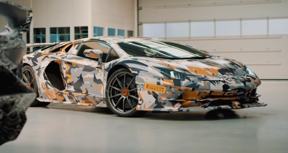 Lamborghini Aventador SVJ : la plus rapide des supercars ?