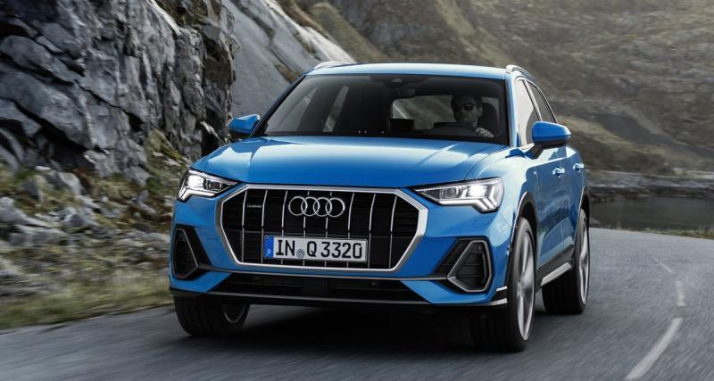 Audi Q3 (2019) : photos, fiche technique et date de sortie