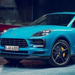Porsche Macan restylé (2019) : les photos officielles du SUV