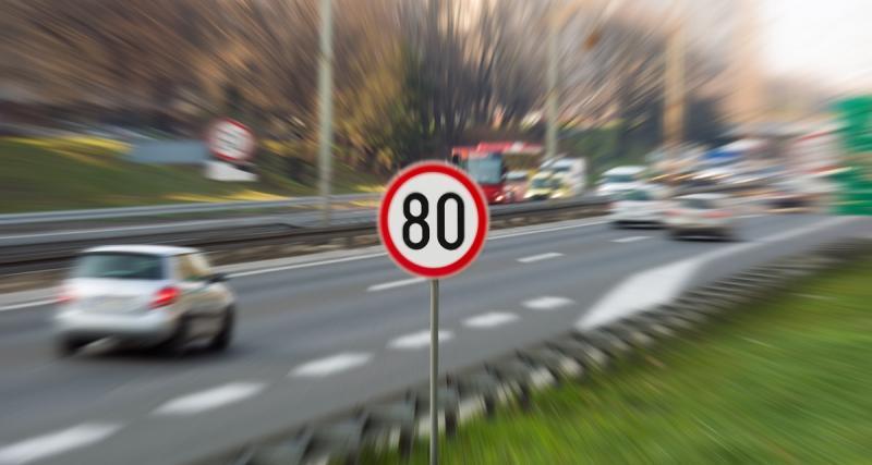 Panneaux à 80 km/h : le Conseil d'Etat déboute les députés