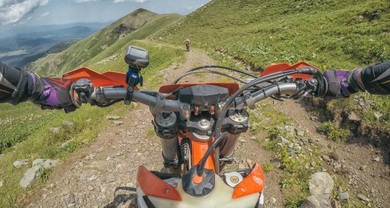 Rodéo sauvage à moto: jusqu'à 5 ans de prison