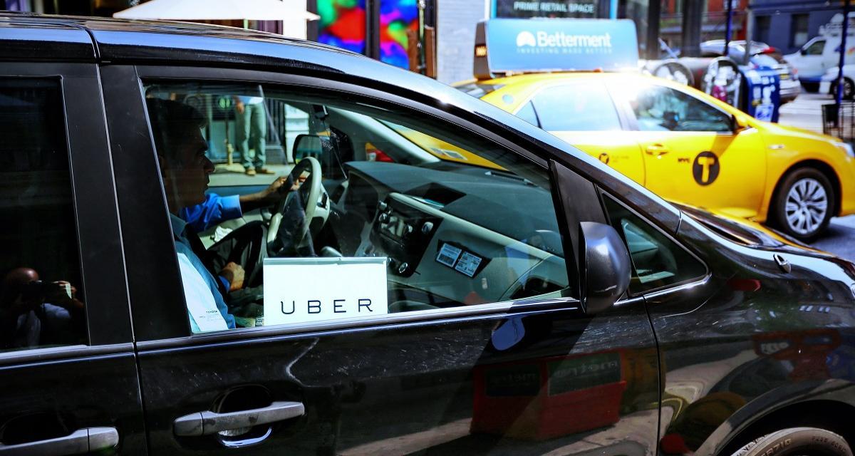 Uber : l'arnaque au vomi fait grand bruit