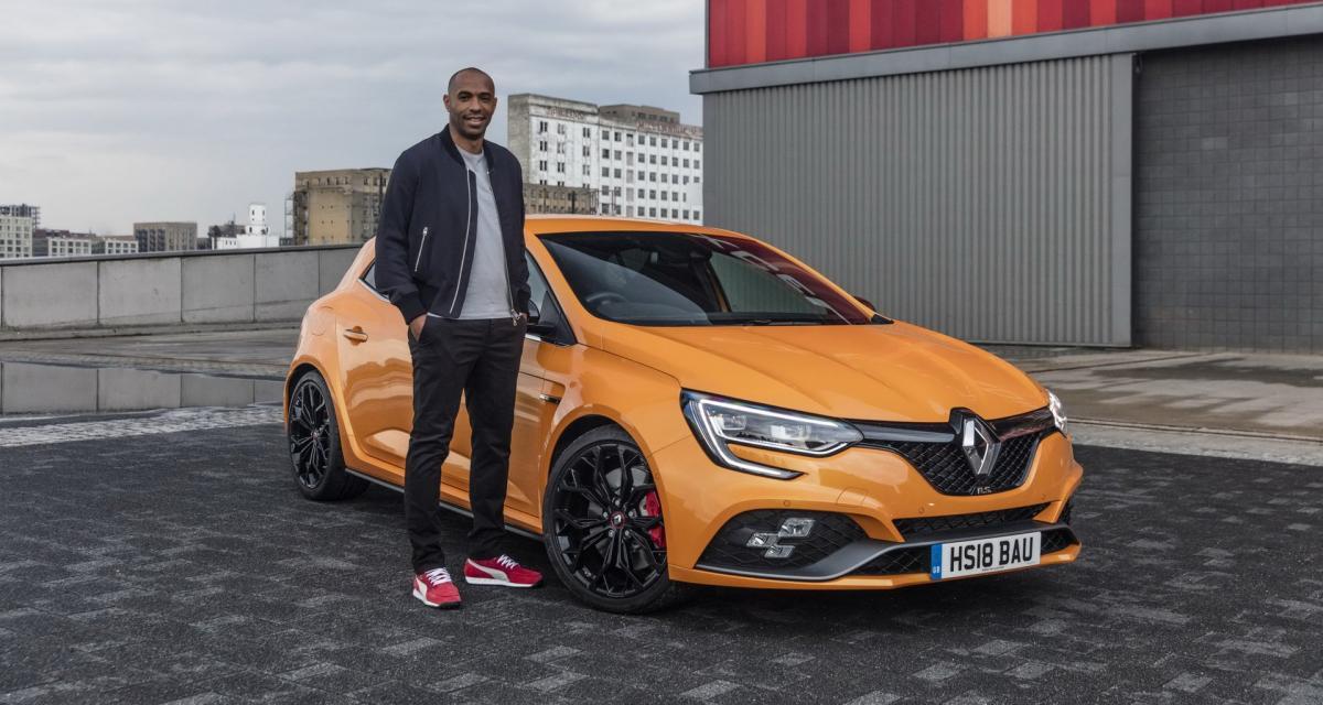 Thierry Henry va remouiller le maillot pour Renault