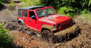 Essai Jeep Wrangler : de la confiture aux cochons?