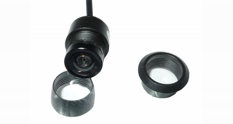 Une caméra de recul performante,très discrète, et à prix attractif chez Mela