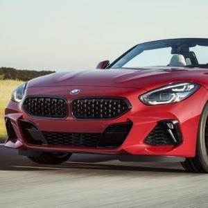 La nouvelle BMW Z4 révélée en version M40i
