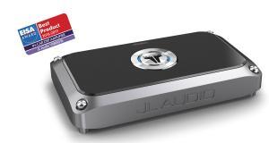 JL Audio primé à l'EISA 2018-2019 pour son ampli 8 canaux DSP VX800/8i