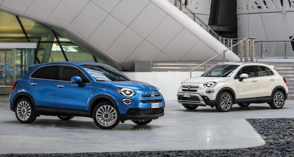 Voici le nouveau Fiat 500X