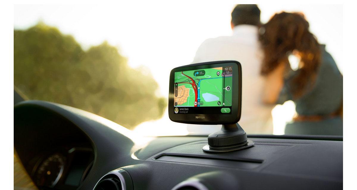Un nouveau navigateur portable offrant un très bon rapport qualité/prix chez Tomtom