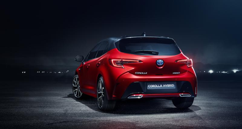 Toyota Auris 2019 : ce sera finalement Corolla