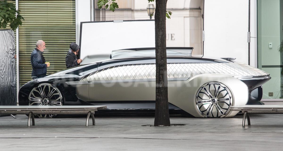 Nouveau Concept Renault Pret Pour Le Mondial De L Auto