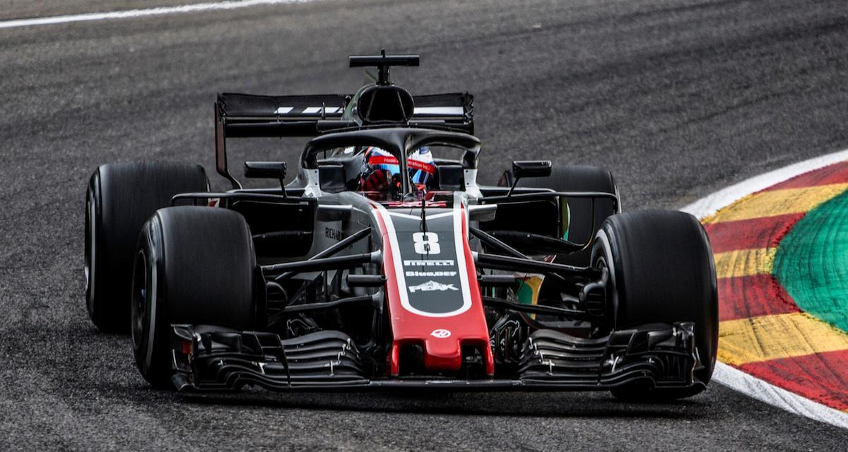 F1 - GP d'Italie : exclu, Grosjean perd sa 6e place