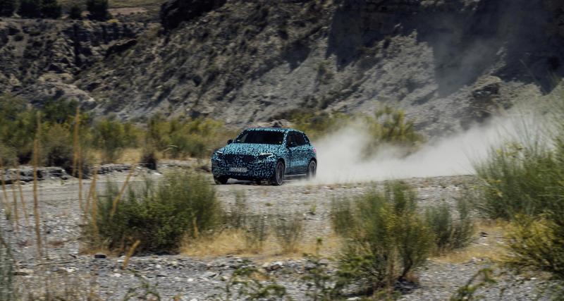 Mercedes EQC : la présentation du SUV électrique en direct vidéo
