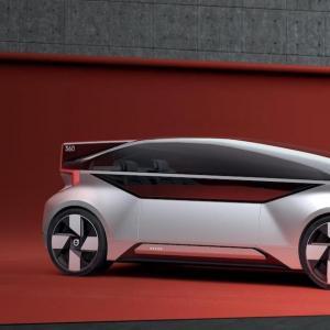 Volvo veut remplacer l'avion avec le 360c Concept