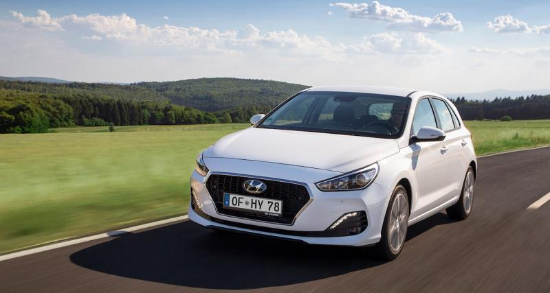 Hyundai i30 2019 : restylage très anticipé