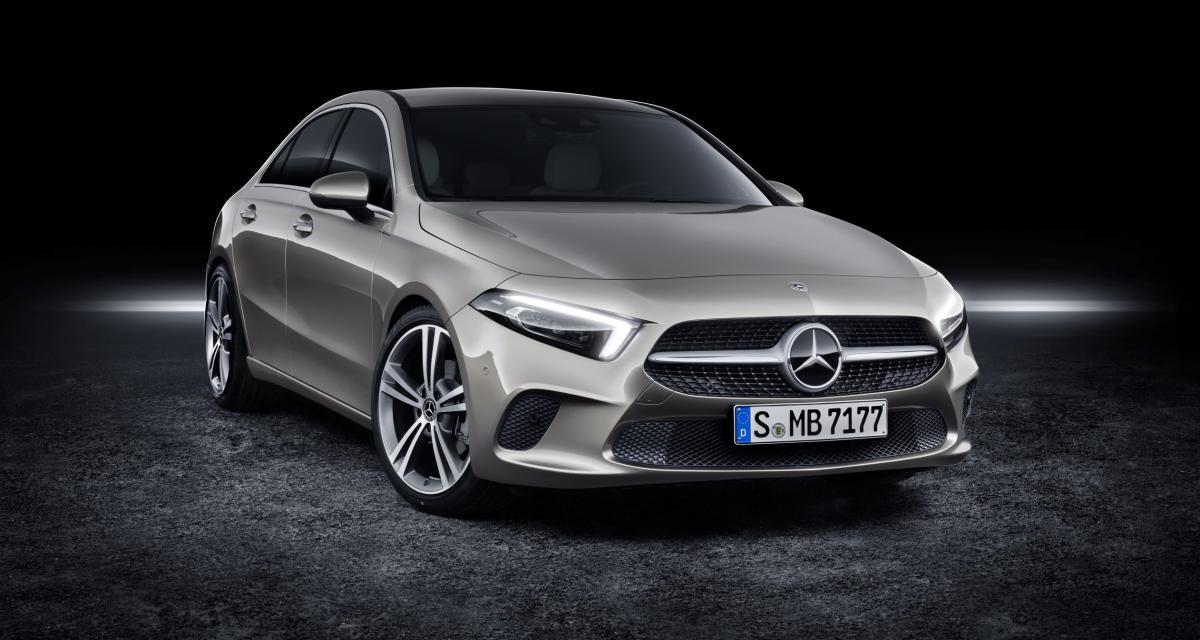Mercedes Classe A Berline Prix Et Moteurs