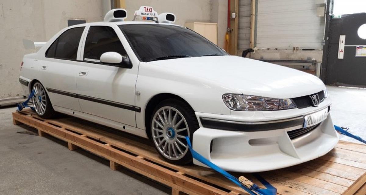 Achetez la Peugeot 406 du film Taxi