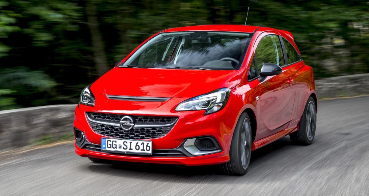 Essai Opel Corsa GSi : plan B