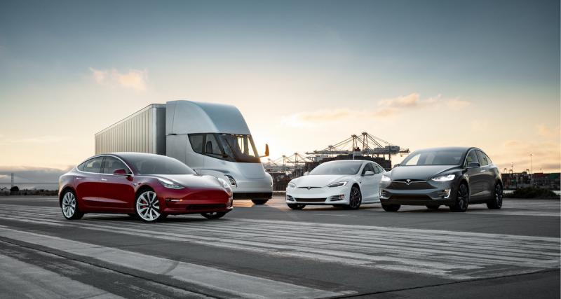 Une fin d'été très portée sur l'Europe pour Tesla