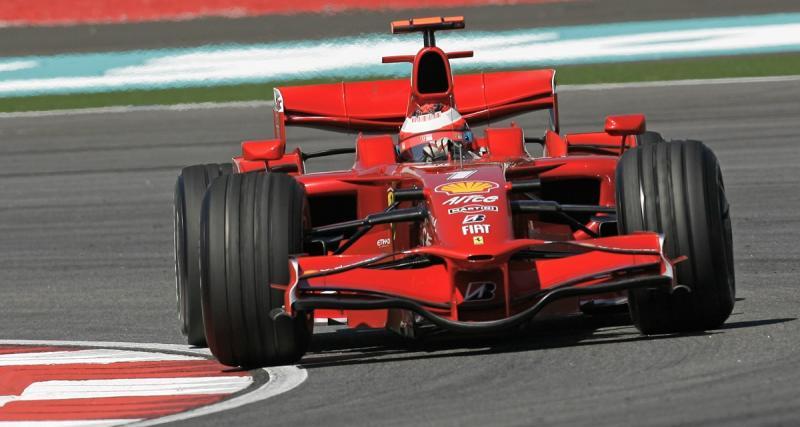 Kimi Räikkönen quitte Ferrari !