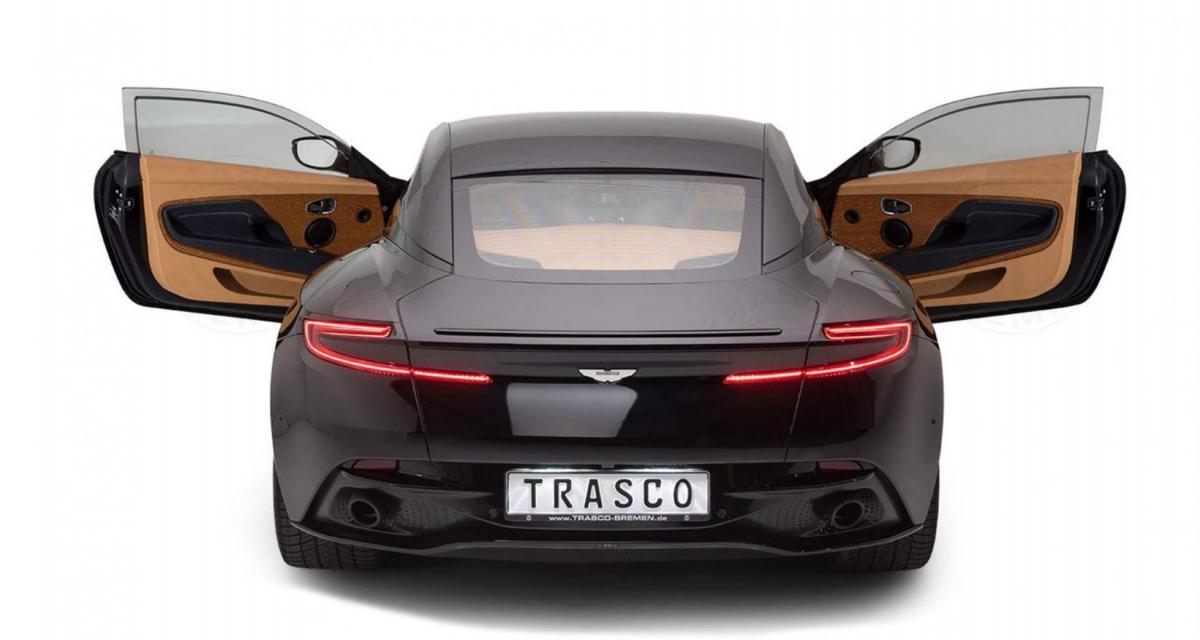 Incarnez 007 avec cette Aston Martin blindée