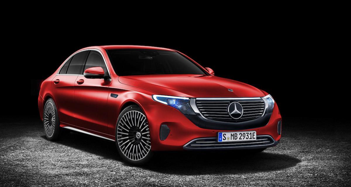 Mercedes Classe C : l'électrique à la mode EQ C ?