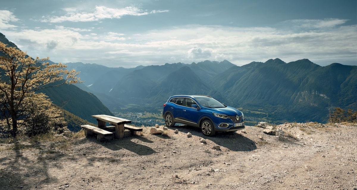 Nouveau Renault Kadjar : la vidéo officielle du SUV au Losange