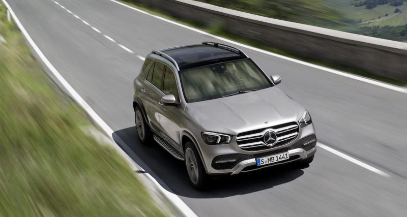 5 choses à savoir sur le nouveau Mercedes GLE