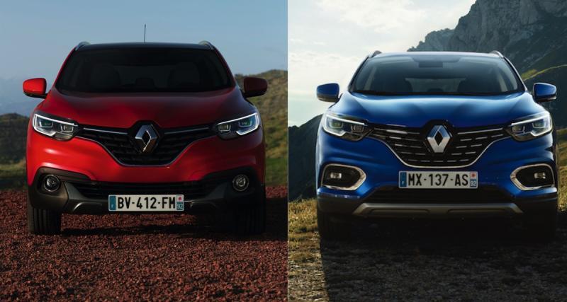 Renault Kadjar : l'ancien face au nouveau