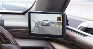 Lexus ES : des rétros numériques dès le mois prochain