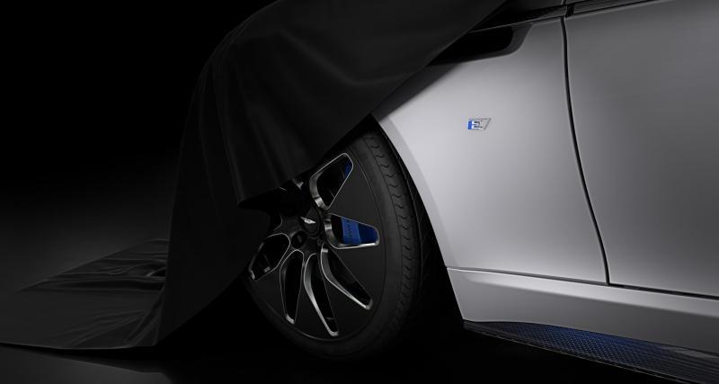 """L'Aston Martin Rapide électrique n'aura """"que"""" 610 ch"""