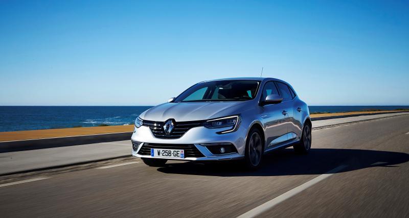 Renault Mégane restylée : la surprise du Mondial ?