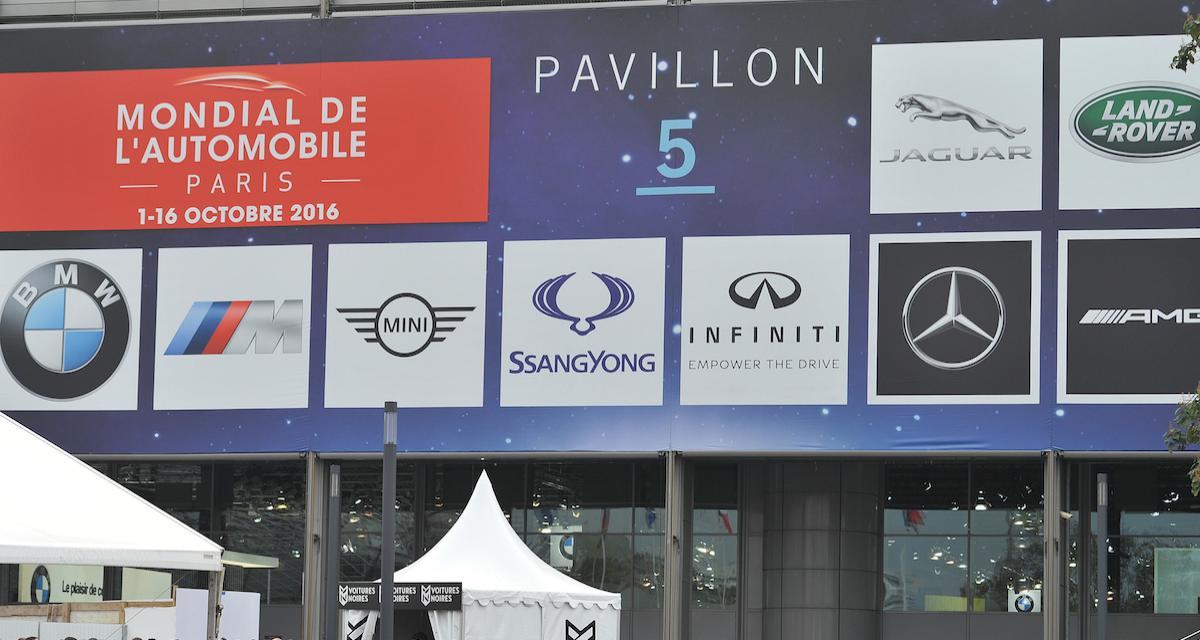 Salon de l'auto 2018 : les premières mondiales attendues à Paris