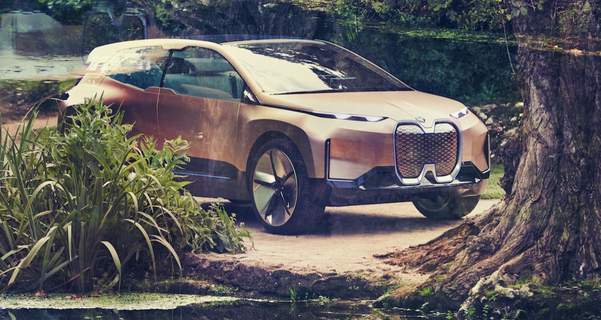 BMW Vision iNext : le futur selon BMW