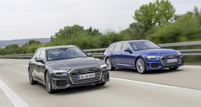 Salon de l'Auto 2018 : les nouveautés sur le stand Audi