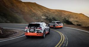Audi e-Tron : le SUV 100% électrique en direct vidéo