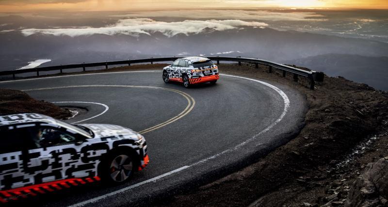 Un rival pour le Mercedes EQC