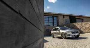 Essai du Volvo V60 D4: émotion rationnelle