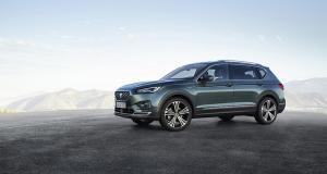 Seat Tarraco : premières impressions à bord du SUV