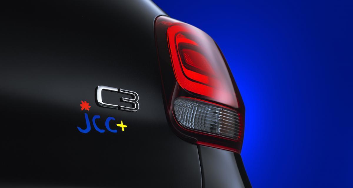 Citroën C3 JCC+ : la série limitée signée Castelbajac