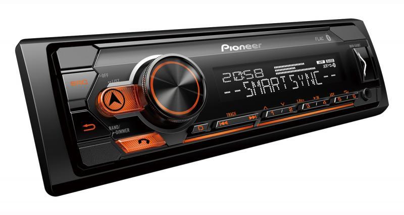 Un autoradio compatible Spotify à prix attractif chez Pioneer