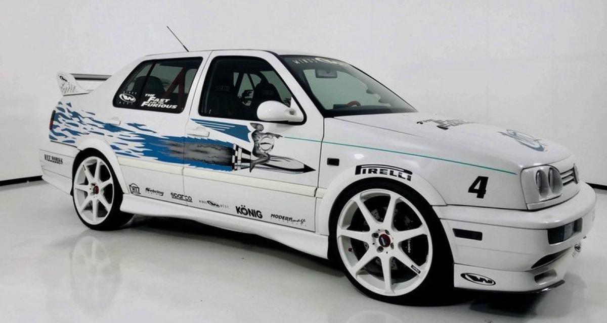 Fast Amp Furious La Vw Jetta Du Film Est 224 Vendre Autonews