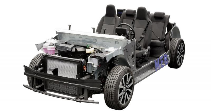 Voici la prochaine compacte électrique de Volkswagen