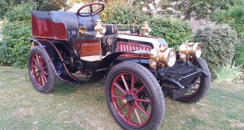 Mondial de l'Auto: toutes les photos des voitures de la Parade des 120 ans