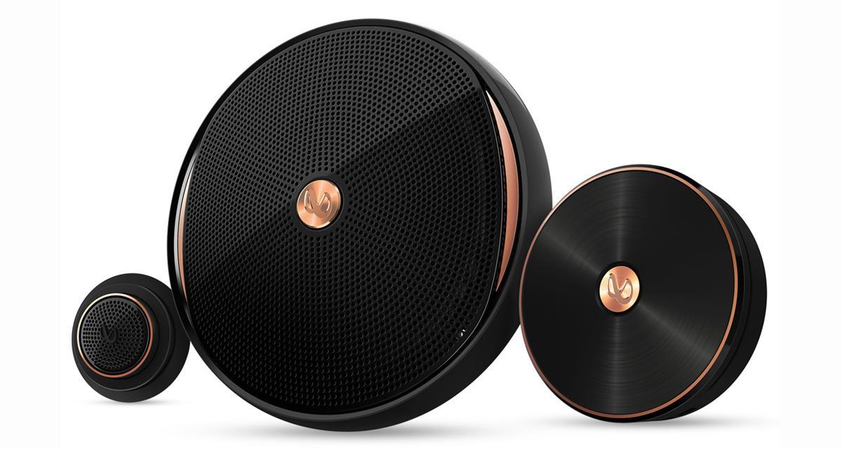 Infinity renouvelle sa gamme de haut-parleurs Kappa