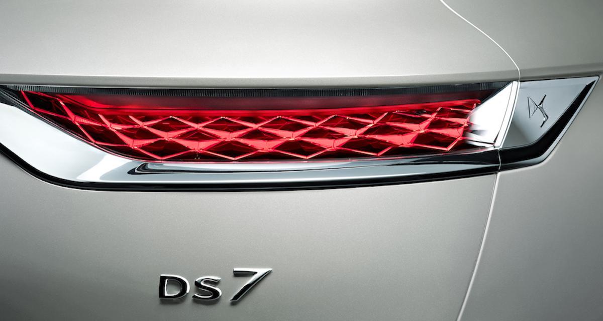 DS 7 Crossback E-Tense 4x4 : les photos officielles de l'hybride rechargeable