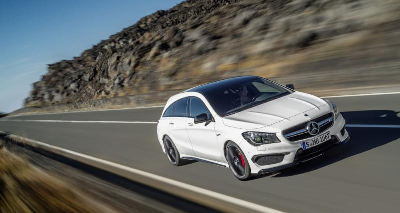Mercedes Classe B 2019 : le point sur ce que l'on sait avant le Mondial