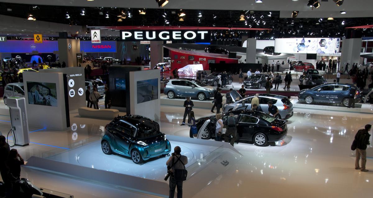 Salon de l'Auto 2018 : les nouveautés sur le stand Peugeot