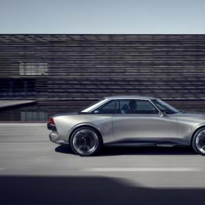 Peugeot e-Legend : on veut un modèle de production !
