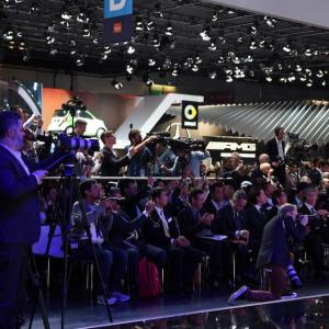 Mercedes, BMW, Renault… le planning des principales conférences au Mondial 2018